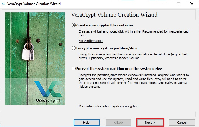 VeraCrypt - Free Open source disk encryption with strong