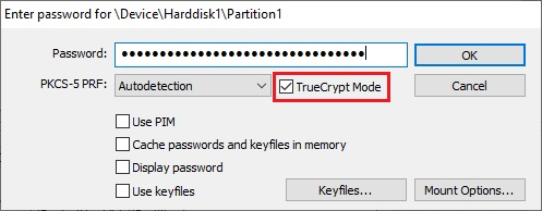 VeraCrypt - Free Open source disk encryption with strong security